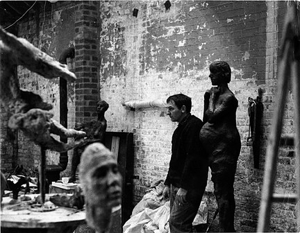 Digswell Studio, 1960