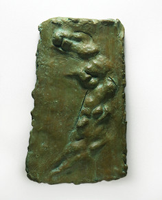 Surfacing. Relief  1960