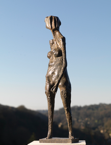 Turning Woman maquette 1960