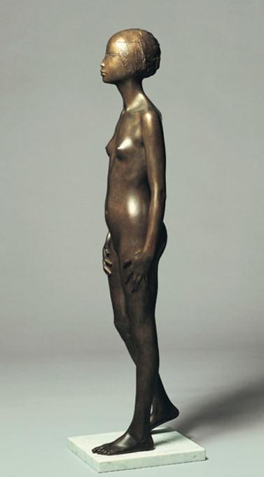 Standing Girl 1979