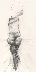 Figure in the Wind