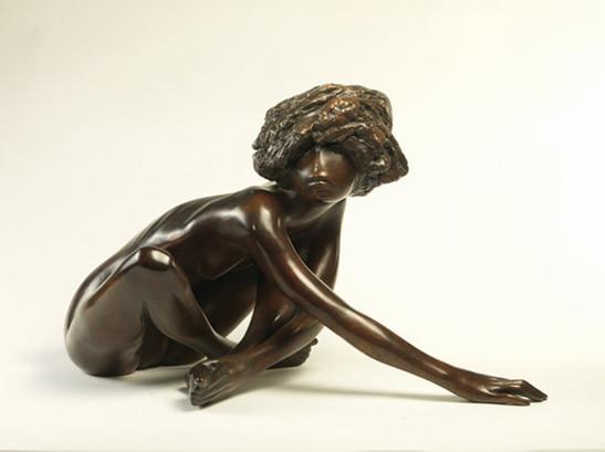 Crouching Girl 1979