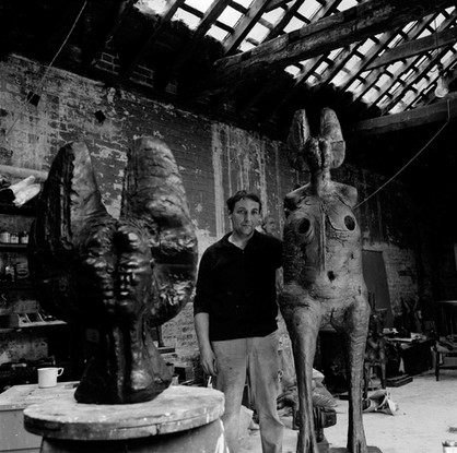 Digswell studio 1963