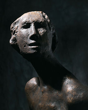 Vernal figure. detail