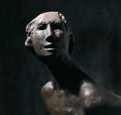 Vernal Figure (detail), 1956 - 57