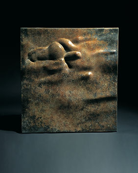 Relief. Lovers III 1969
