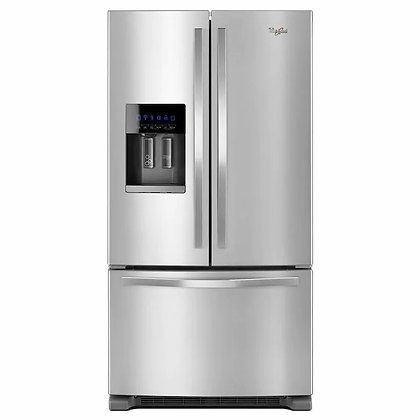 Whirlpool 25 cu. ft. French Door Refrigerator