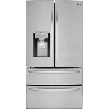 LG 27.8 cu. ft. 4 Door French Door Smart Refrigerator