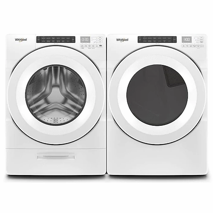 Whirlpool 4.5 washer and dryer set