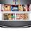 Thumbnail: Samsung Family Hub 26.5-cu ft French Door Refrigerator