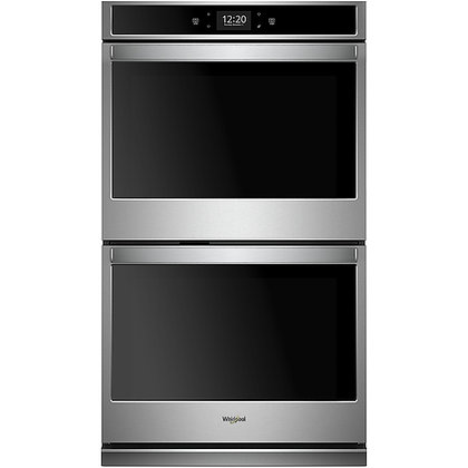 Whirlpool 30 in. Smart Double Electric Wall Oven