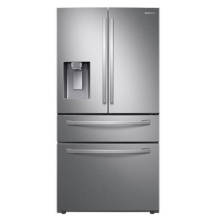 Samsung 22.4 cu. Ft. Food Showcase 4-Door French Door Refrigerator