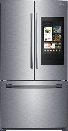 Samsung 25.1 cu. ft. Family Hub French Door Smart Refrigerator
