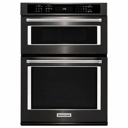 KitchenAid 27-in Convection Microwave Wall Oven Combo