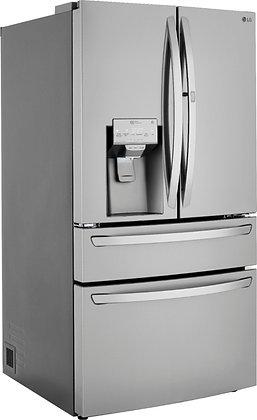 LG  Door-In-Door, Dual and Craft Ice Counter depth Refrigerator