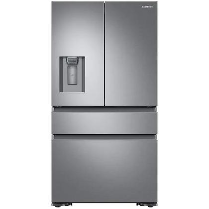 Samsung 22.6 cu. ft. 4-Door French Door Refrigerator, counter depth