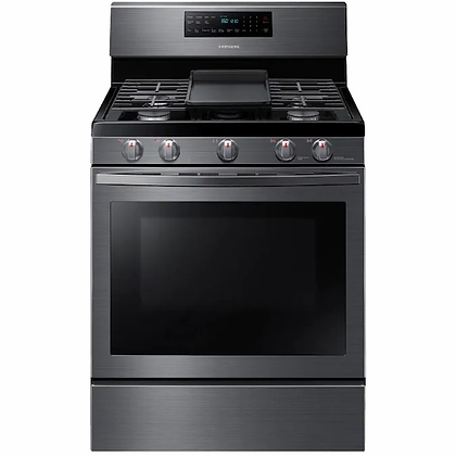 Samsung Gas Range Convection Oven