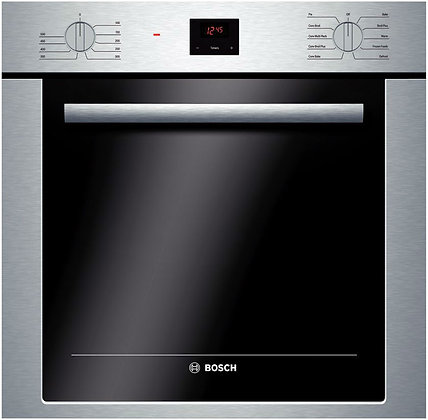 Bosch 24 Inch Single Electric Wall Oven