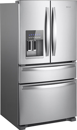 25 cu. ft. Whirlpool French Door Refrigerator