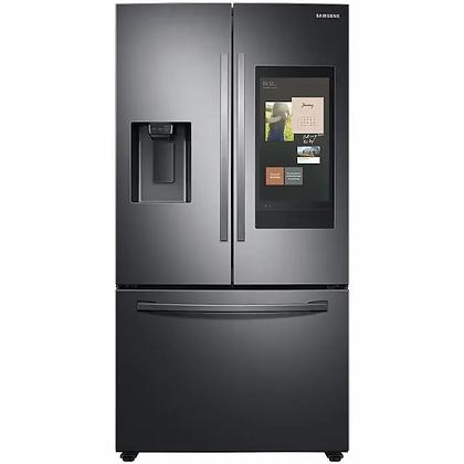 Samsung Family Hub 26.5-cu ft French Door Refrigerator