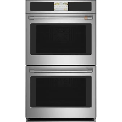 Cafe 30 in. Smart  Convection Double Electric Wall Oven