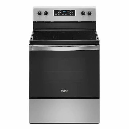 Whirlpool30 in electric stove