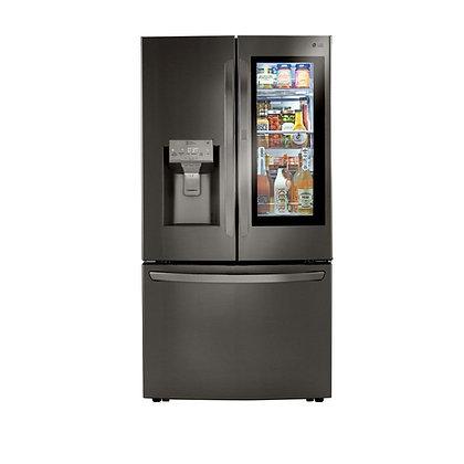 LG instaview Refrigerator 29.7 cu.ft