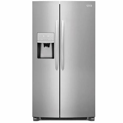 Gallery 25-cu ft Side-by-Side Refrigerator