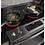 Thumbnail: GE 30 in Slide-In Electric Range with Self-Cleaning Oven