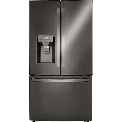 LG 30 cu. ft. Smart Dual Ice w/ Craft Ice Refrigerator