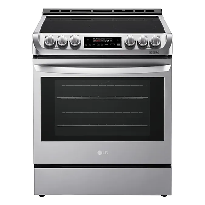 LG Slide-In Electric Range with ProBake Convection