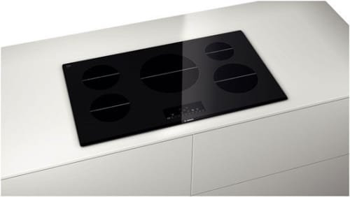 Bosch Induction Cooktop with 5 Cooking Zones