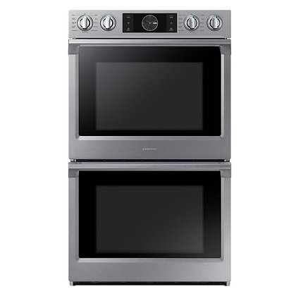 Samsung double wall oven