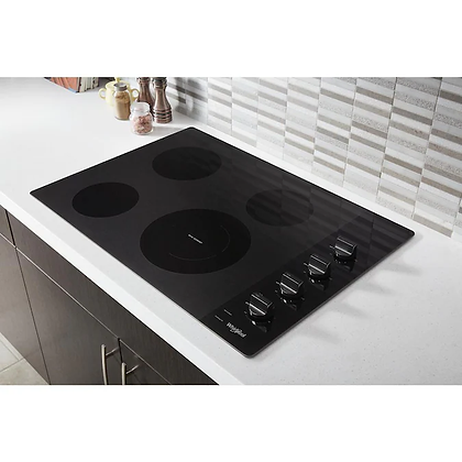 Whirlpool 30 in. Radiant Electric Ceramic Glass Cooktop