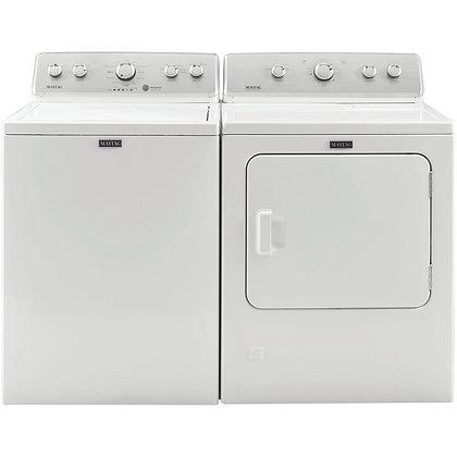 Maytag 4.2 washer dryer set