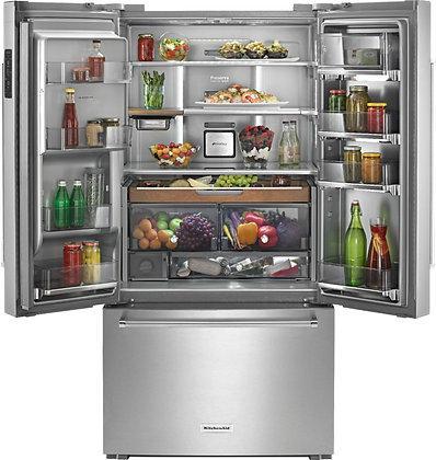 KitchenAid 23.8 cu. ft Refrigerator, Counter Depth