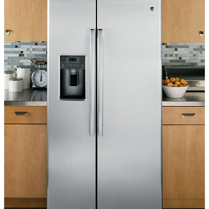 GE 23.2 cu. ft. Side by Side Refrigerator