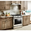 Thumbnail: KitchenAid Slide-In Gas Range with Self-Cleaning Convection Oven