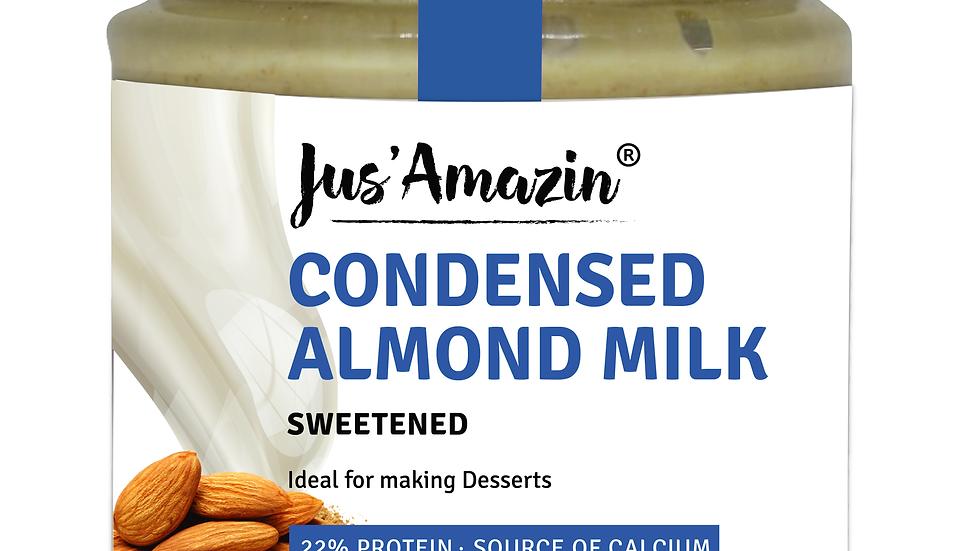 Condensed Almond Milk Sweetened