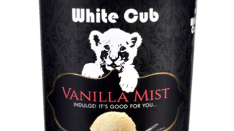White Cub - Vanilla Mist