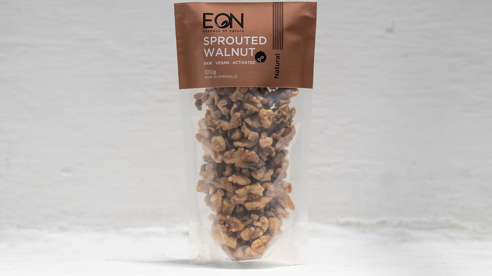 Beeja - Sprouted Walnuts -100g