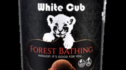 White Cub - Forest Bathing