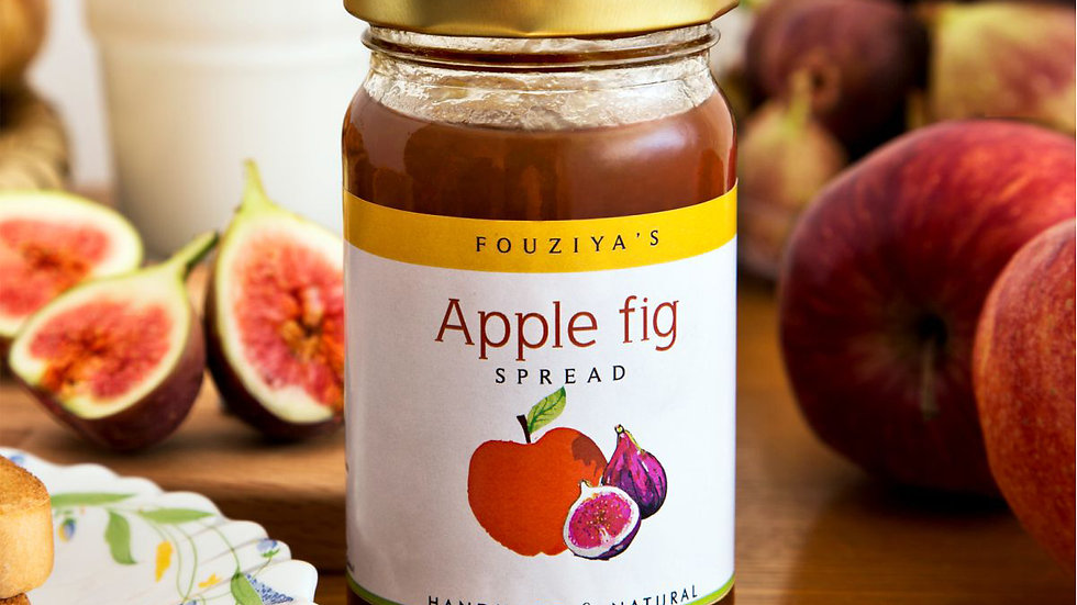 Apple Fig Spread