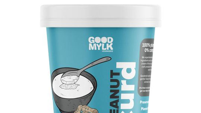 Goog Mylk - Peanut Curd