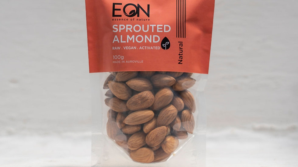 Beeja - Sprouted Almonds -100g