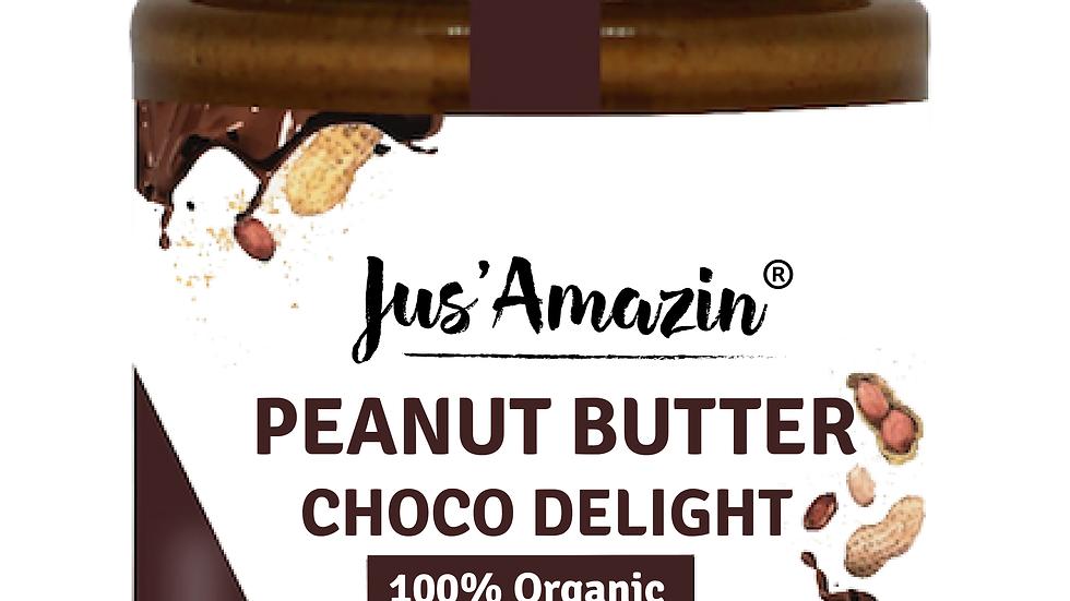 Peanut Butter Choco Delight