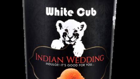 White cub - Indian Wedding