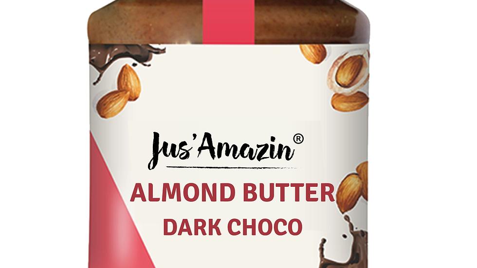 Almond Butter Dark Choco