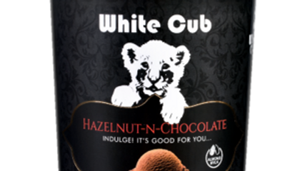 White cub - Hazelnut n Chocolate