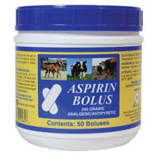 Aspirin Bolus